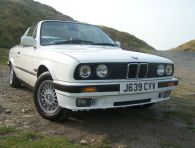 BMW E30 318 Convertible SOLD